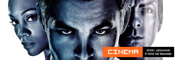 Star Trek 2: Primeiro Trailer e Poster do filme