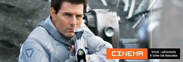 Oblivion: Novo Poster e trailer fantásticos do longa