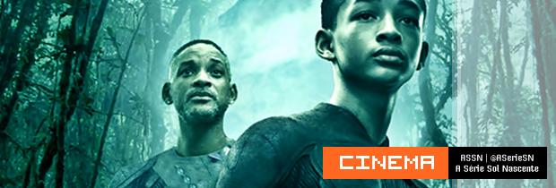 After Earth: Sci-fi tem primeiro trailer divulgado