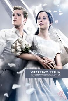 Katniss e Peeta (Victory Tour)