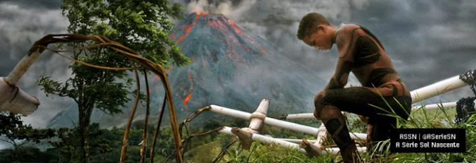 Depois da Terra | Pai e filho estampam novo poster do filme