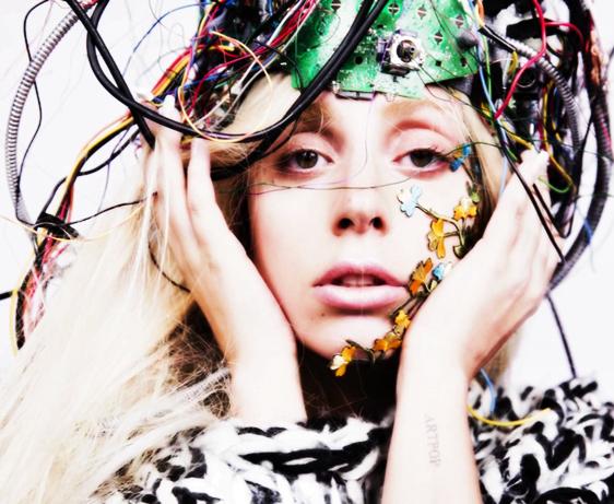 """Confira a capa do novo álbum da Lady Gaga: """"ARTPOP"""""""