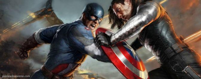 """Confira o trailer de """"Capitão América: O Soldado Invernal"""""""