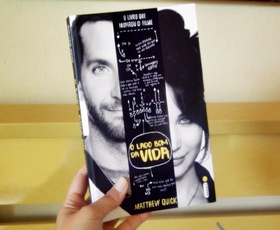 """Crítica  do livro """"O lado bom da vida"""""""
