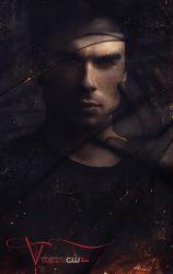 Damon (Ian Somerharder)