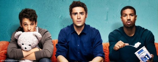 "Novo trailer e cartazes de ""That Awkward Moment"""