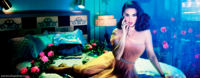 "Katy Perry divulga clipe para ""Unconditionally"""