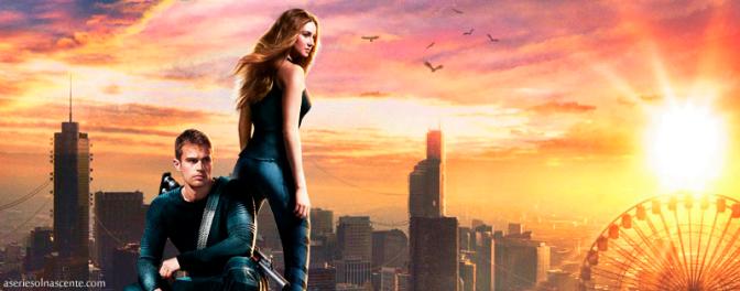 """Divulgado cartaz e trailer de """"Divergente"""""""
