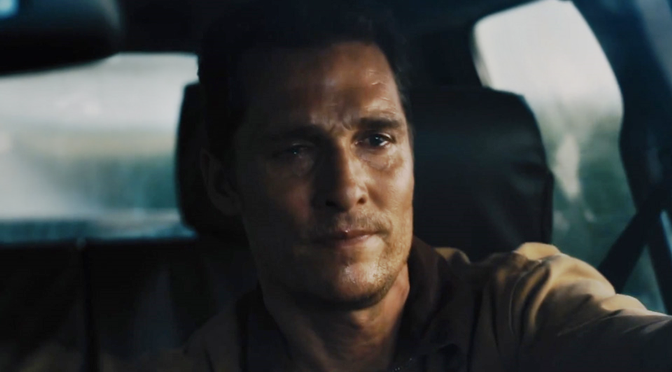 "Assista ao teaser trailer de ""Interstellar"""
