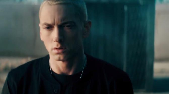 """Eminem divulga clipe de """"The Monster"""", sua nova parceria com Rihanna"""