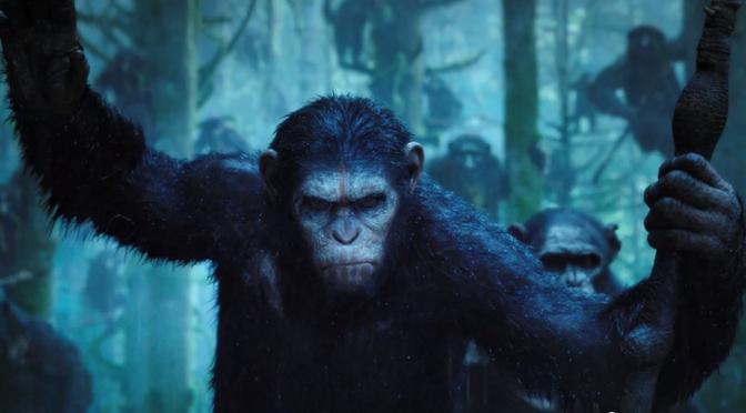 "Assista ao primeiro trailer de ""Planeta dos Macacos 2: O Confronto"""