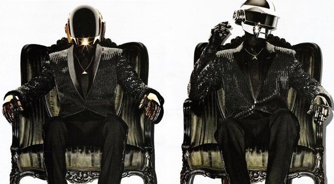 "Clipe oficial de ""Instant Crush"" do Daft Punk e Julian Casablancas"